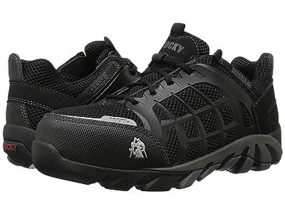 Rocky 2 Trailblade Comp EH WP Non Metallic (Black) Men