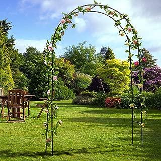 Best wrought iron garden arch Reviews