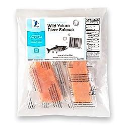 Fishpeople Wild Yukon River Salmon Fillet, 8 oz