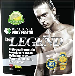 be LEGEND WheyProtein Powder 2.2 lbs (Melon)
