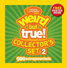 Weird But True! Collector's Set 2 (Boxed Set): 900 Outrageous Facts
