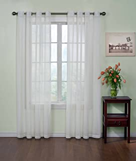 CURTAIN FRESH Sheer Curtains for Bedroom - Arm and Hammer 59