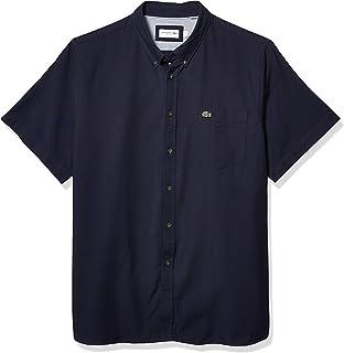 Men's Short Sleeve Regualr Fit Oxford Shirt