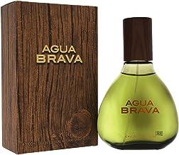 Antonio Puig Agua Brava Eau De Cologne Spray 3.4 Oz, 100 milliliters