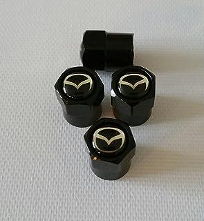 20 écrous de roue noir pour jantes alu MAZDA 323f 626 929 cx-5 cx-7 cx-9 3 5 6