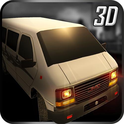 Extrema de Mini 3D de Conducción de Autobuses