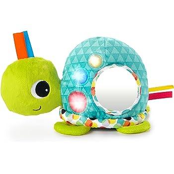 Bright Starts, Musikspielzeug Plüschschildkröte mit Lichtern