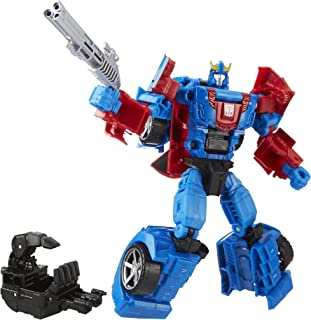 Transformers Generations Combiner Wars Deluxe Class Smokescreen