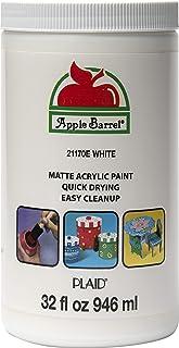 Apple Barrel White Paint