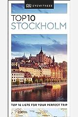 DK Eyewitness Top 10 Stockholm (Pocket Travel Guide) Kindle Edition