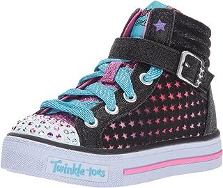 Skechers Kids' Shuffles-Star Steps Sneaker