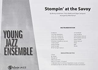 Stompin' at the Savoy: Conductor Score
