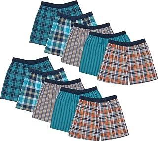 hanes boys knit boxers