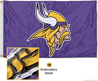 minnesota vikings flag 3x5