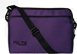 Flip-Pal Deluxe Carry Case with Pocket - Purple