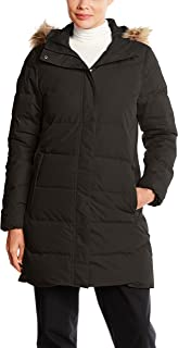 Helly Hansen Women's Aden Down Waterproof Windproof Breathable Parka Coat Jacket with Hood