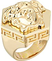 Versace - Medusa Hex Ring