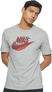 تي شيرت Nike رجالي قصير الأكمام بشعار Hand Drawn
