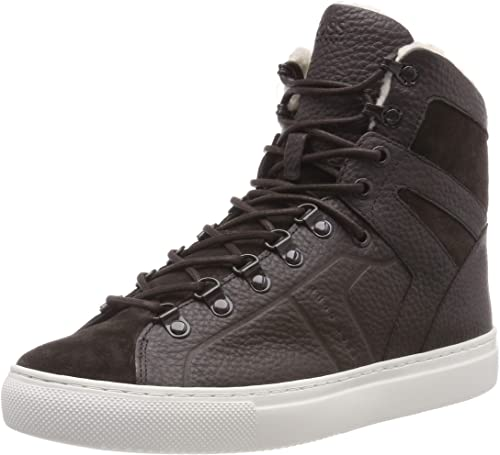 BOSS Casual Enlight_hito_tbfu, Hauszapatos Altas para Hombre