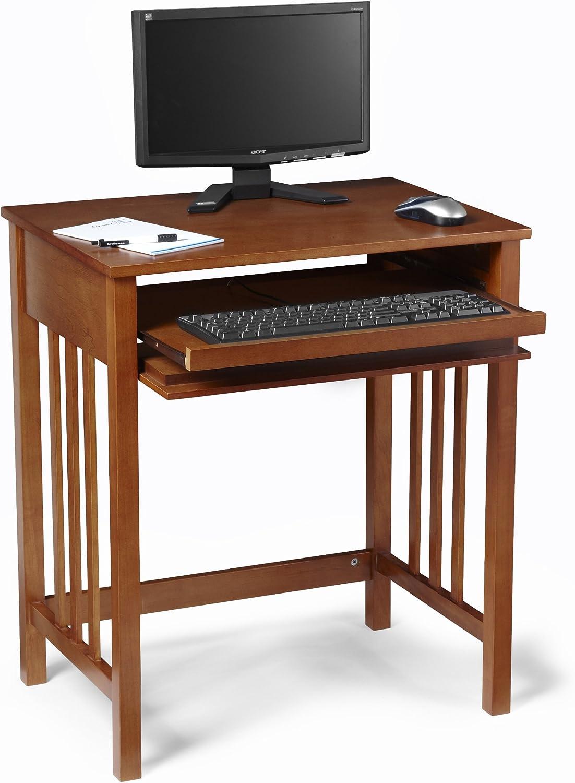 Convenience Concepts Designs2Go Mission Desk, Oak