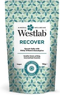 Westlab's Recover Sales de Epsom con sauce blanco y eucalipto