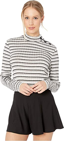 When in Rome Striped Top