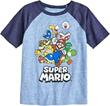 super mario bros tee shirts