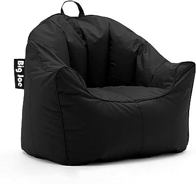 Pleasant Amazon Com Big Joe Lumin Chair Limo Black Kitchen Dining Ibusinesslaw Wood Chair Design Ideas Ibusinesslaworg