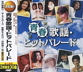 青春歌謡 ヒットパレード CD2枚組 WCD-668