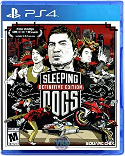 Sleeping Dogs: Definitive Edition (輸入版:北米) - PS4