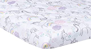 Trend Lab Quilted Jersey Playard Sheet