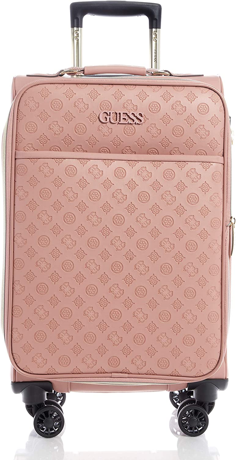 Guess Unisex-Adult Contemporary Fashion Carry-On Luggage