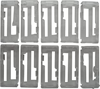 Apex RC Products Servo Extension Safety Connector Clips - 10 Pack 2920