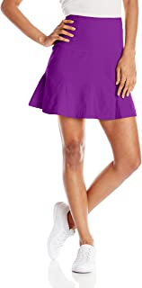 Cutter & Buck Womens Cb Drytec Holly Skort Solid Skort