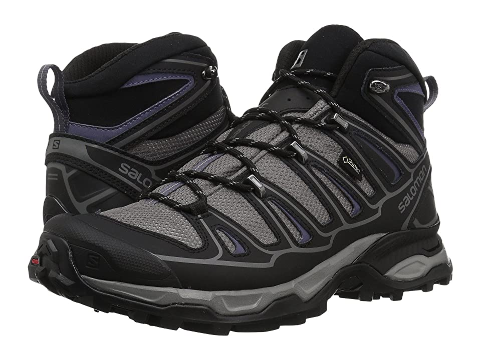 Salomon X Ultra Mid 2 Spikes GTX(r) (Detroit/Black/Artist Grey-X) Women