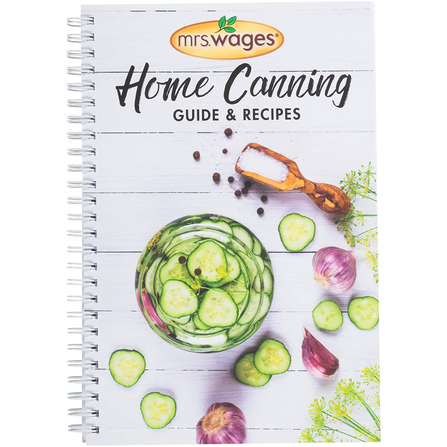 Mrs. Wages Home Guide Mail order cheap Canning Genuine Free Shipping