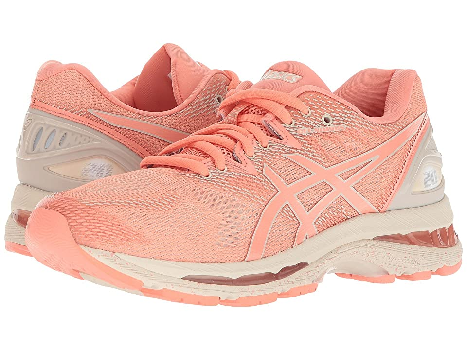 ASICS GEL-Nimbus(r) 20 SP (Cherry/Coffee/Blossom) Women