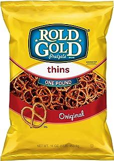 Rold Gold Pretzels, Classic Thins, 16 oz