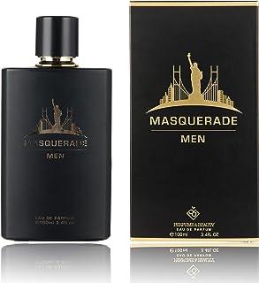 Perfume&Beauty Masquerade Perfume for Men Parfum Black 100ML 3.4 fl.oz