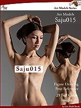 Art Models Saju015: Figure Drawing Pose Reference (Art Models Poses) (English Edition)