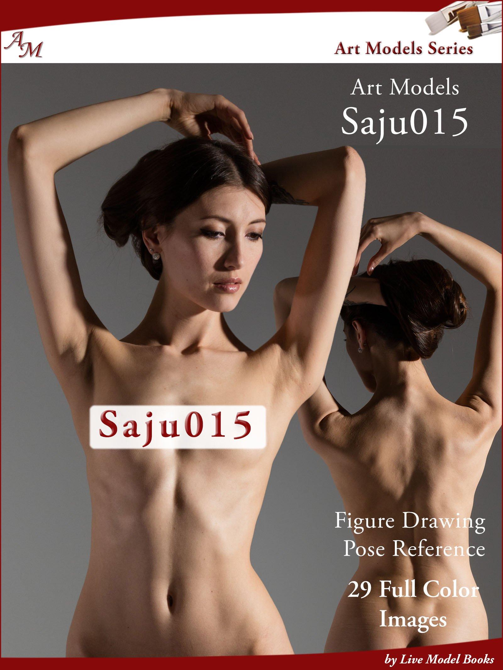 Art Models Saju015 Figure Drawing Pose Reference Art Models Poses Buy Online In Guernsey At Desertcart