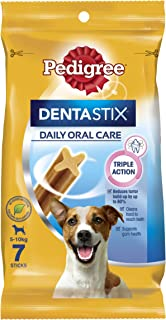 Pedigree Dentastix, Small Dog Dental Treats, Adult, 56 Count