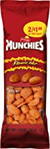 Munchies Flamin' Hot Flavored Peanuts, 1.625 oz Bags (Pack of 36)