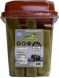 Himalayan Dog Chew Xlarge Bulk, 3 Pounds