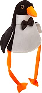 Beistle Men's Plush Penguin Hat
