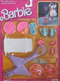 barbie hostess set