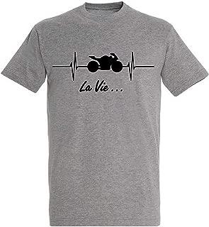 Court shirt Funshirt Cadeau Sport T-shirt noir 100/% coton s-5xl