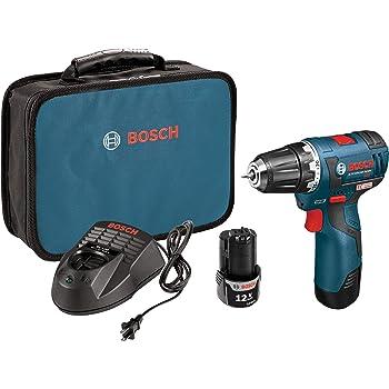 Premium 10,8V Li-Ion Akku Ladegerät für Bosch GSR 10.8 V-LiQ GSR 10.8-2-LI