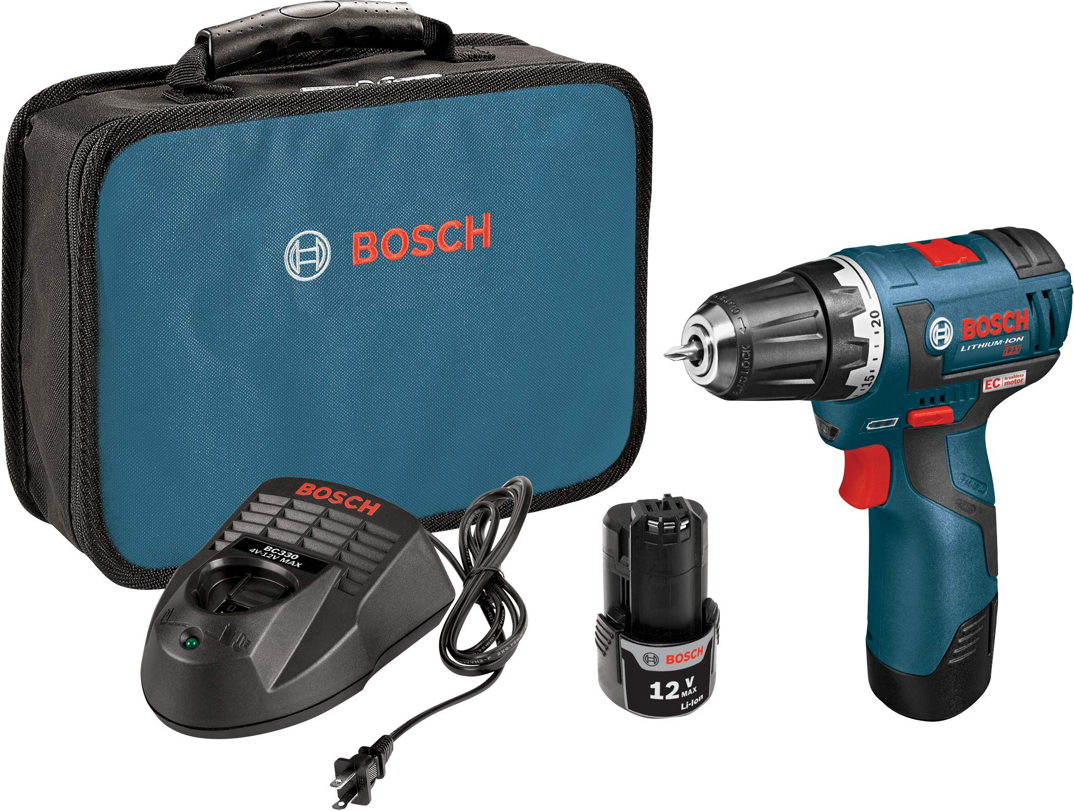 Bosch Brushless PS32 02 Lithium Ion Batteries