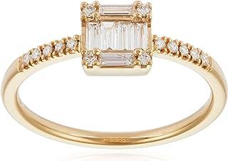 [ベルシオラ] BELLESIORA 【 K18YGダイヤモンドリング 】 4017231100503013 日本サイズ13号